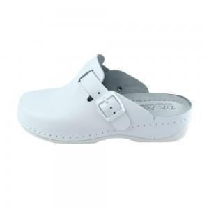 Saboti medicali Dr. Feet ART2416/9, alb